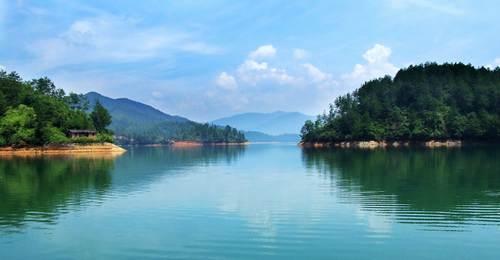 永安九龙湖风景区新开发的!欢迎大家去拍几张照!