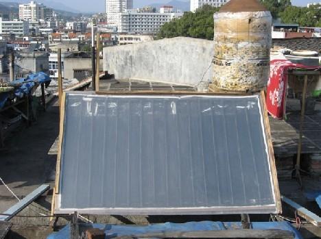 [原创]自制太阳能热水器