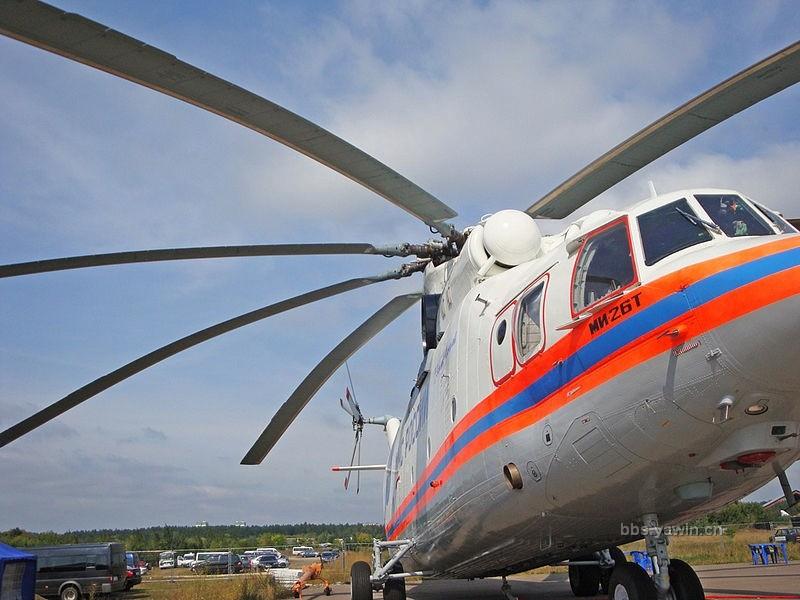 有朋友说会不会是直升飞机叶片?图片